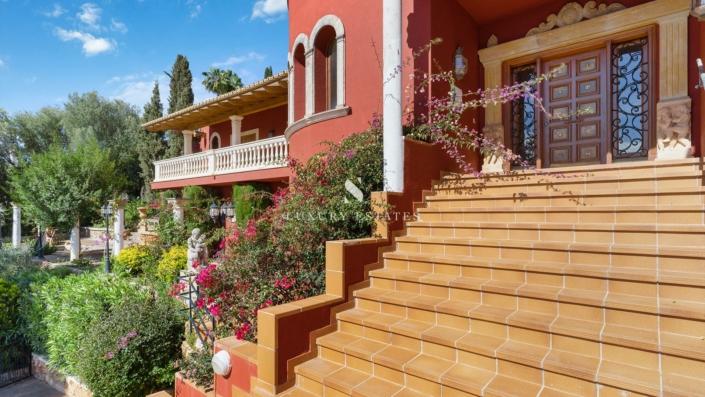 Romantische Villa in Son Vida