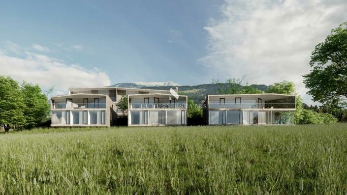 Modernes Neubauprojekt mit besonderer Ausstattung