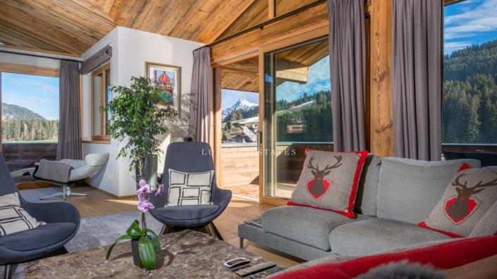 S - Luxury Estates - Chalet Kirchberg