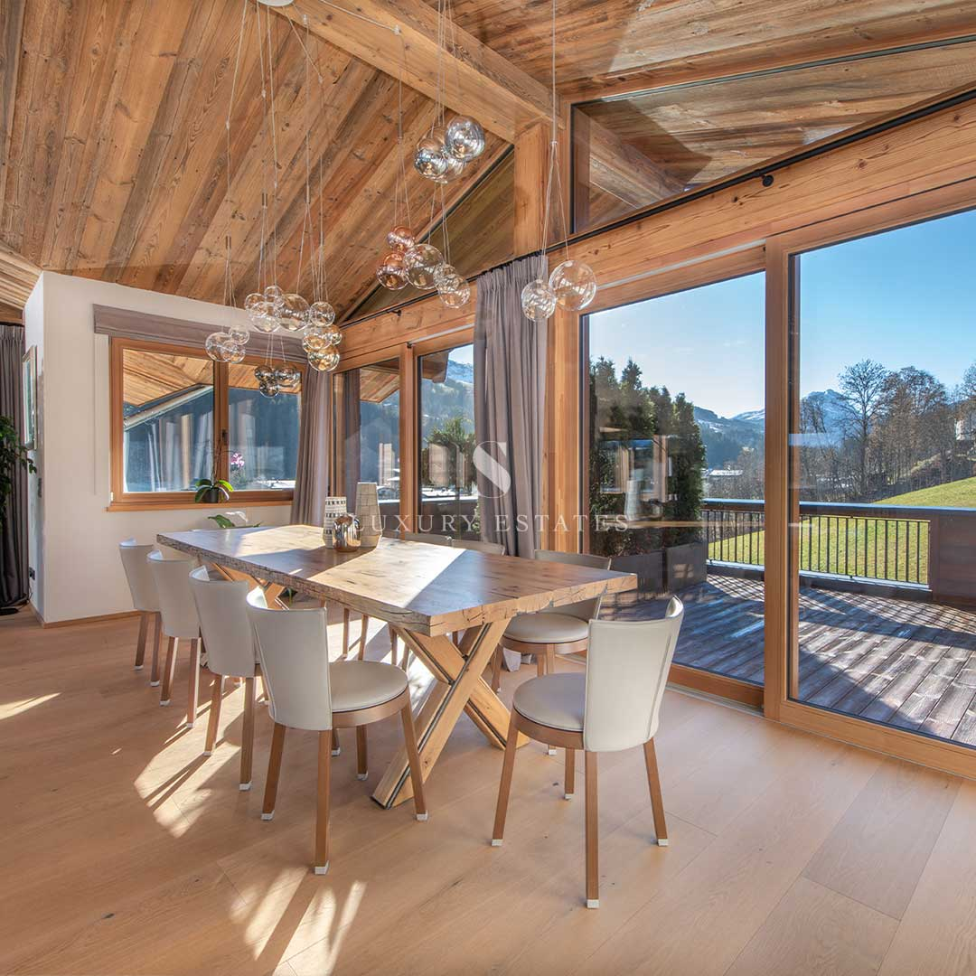 S - Luxury Estates - Chalet Kirchberg
