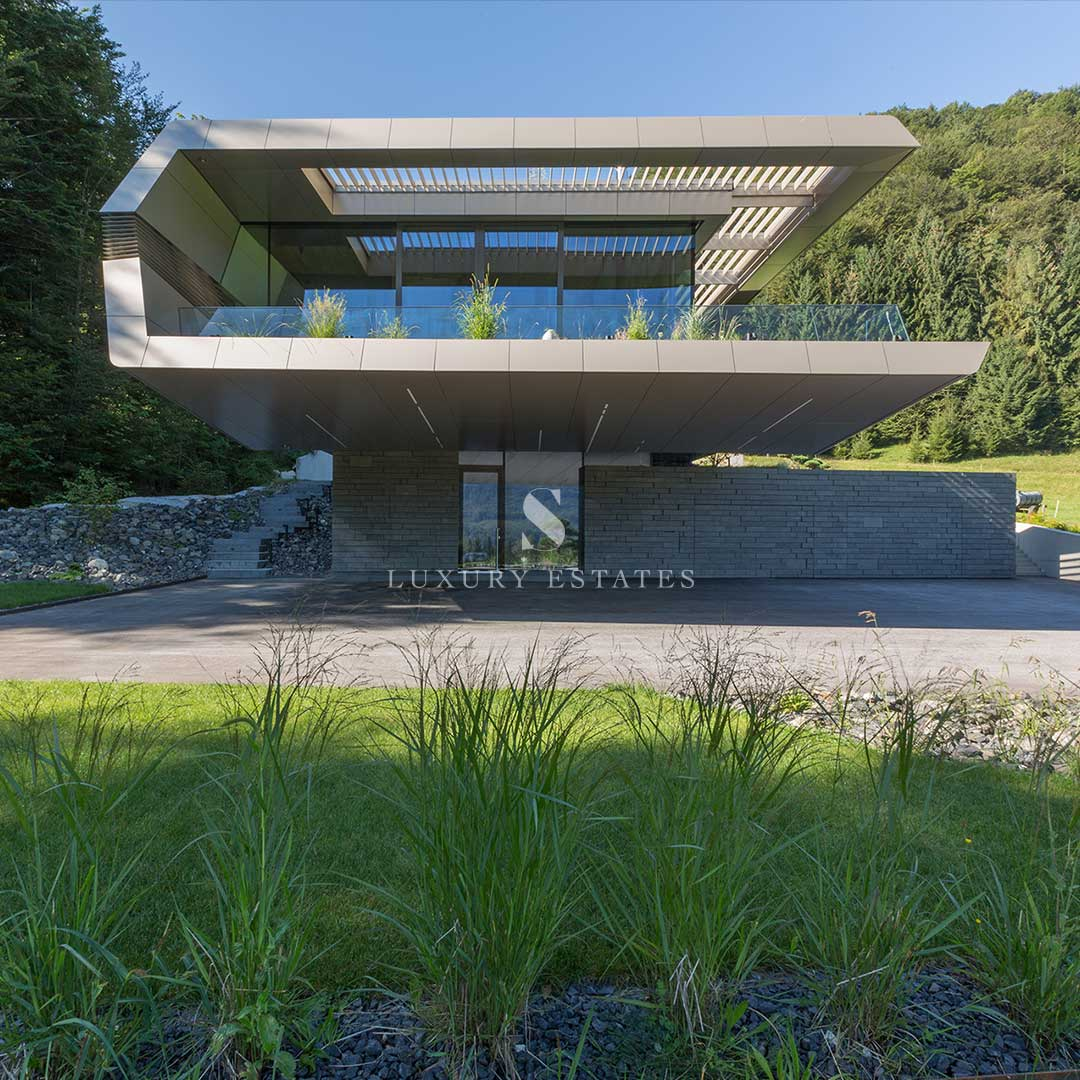 S - Luxury Estates - Architektur Villa | Salzburg