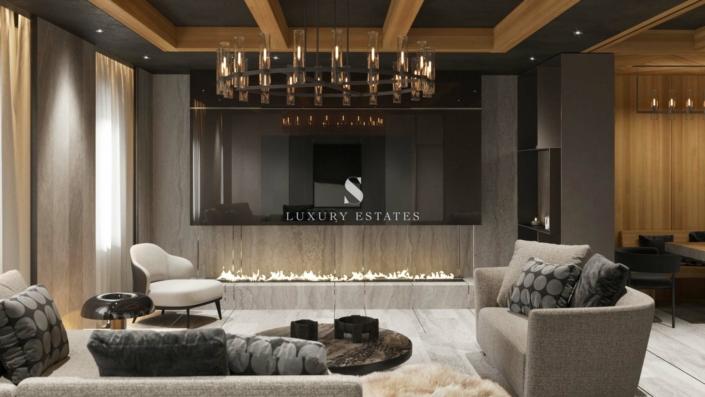 S - Luxury Estates - Stadthaus Kitzbühel